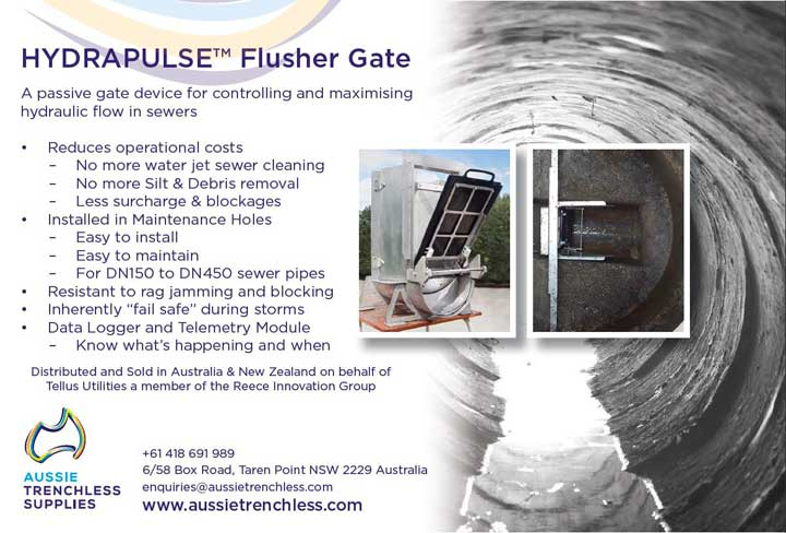 Hydrapulse by Aussie Trenchless